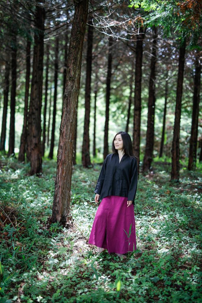 森のヘンプ